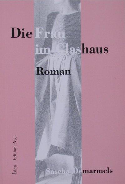 """Cover """"die frau im glashaus+"""